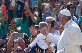 El Papa recibirá a Trump este miércoles en el Vaticano