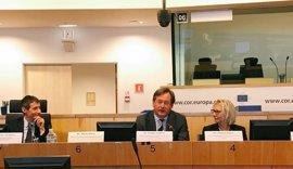 Zupiria reivindica en Bruselas el papel de Euskadi en la política cultural exterior europea