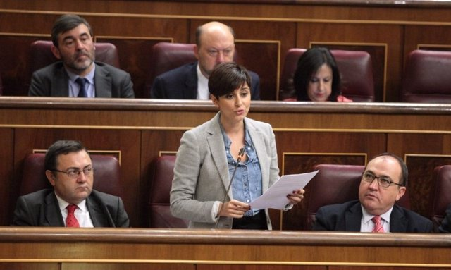 Isabel Rodríguez, del PSOE