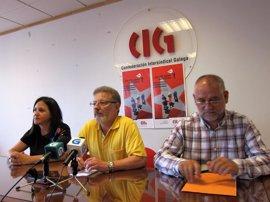 Paulo Carril relevará a Suso Seixo al frente de la CIG este fin de semana