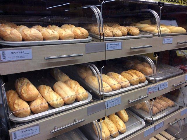 Precios, IPC, inflación, consumo, pan, panes, panadería
