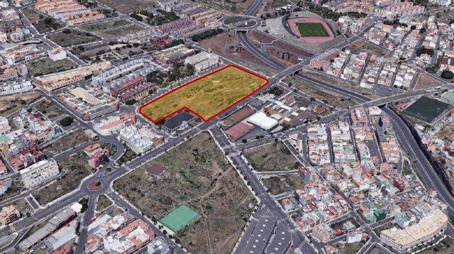 Np Ciudad De La Justicia Santa Cruz De Tenerife