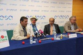 El payaso 'Aspirino', apadrinado por Endesa, ha realizado 105 actuaciones hospitales de Mallorca
