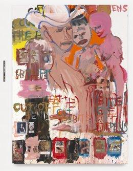 Obra de Paul McCarthy en la Fundación Gaspar