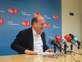 """Leiceaga cree que Caballero """"aceptará el resultado"""" de las primarias y se pondrá """"al servicio"""" del PSOE y Sánchez"""