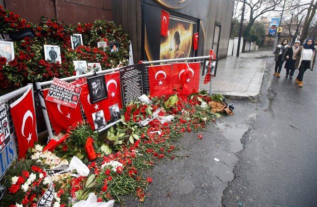 Discoteca Reina en Estambul