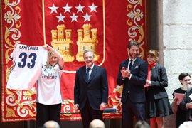 """El Real Madrid promete """"dejarse el alma"""" para traer la 'Duodécima' a Comunidad y Ayuntamiento"""