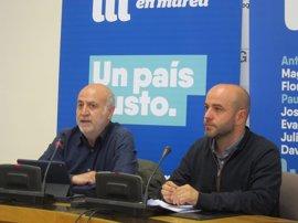 """En Marea subraya que la decisión sobre Ferroatlántica es """"política"""" y exige a Feijóo que """"no escurra el bulto"""""""