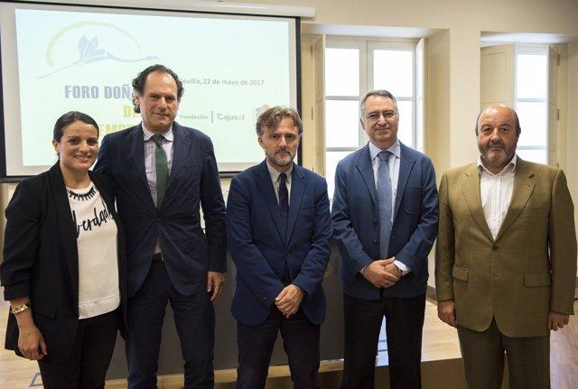 Fiscal interviene en el Foro Doñana de Empresa Sostenible
