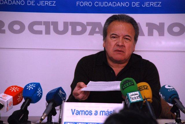 Pedro Pacheco, Del Foro Ciudadano De Jerez