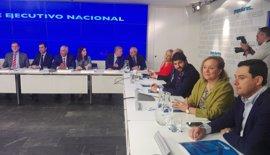 """El PP asturiano estará """"atento"""" a las """"traslaciones"""" que la victoria de Sánchez tenga en el ámbito autonómico"""