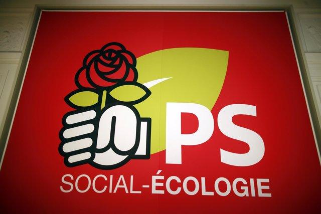 Logotipo del Partido Socialista francés
