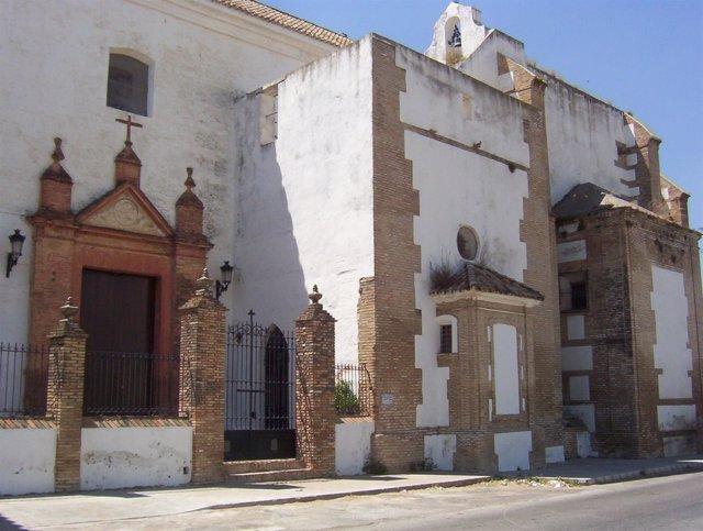 Iglesia de Santa Ana.
