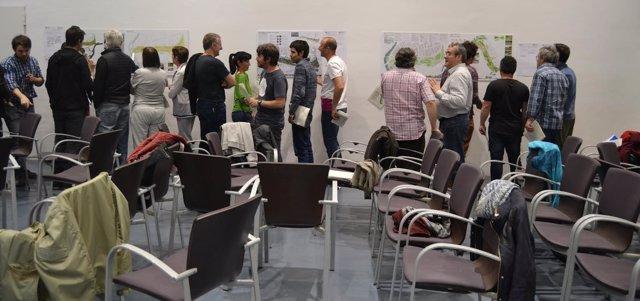 Acciones desarrolladas en la segunda fase del proceso participativo.