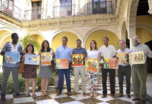 Diputación presenta el programa Jerez-África
