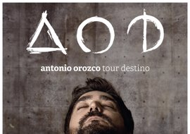 Las entradas para el concierto que Antonio Orozco ofrecerá el 17 de junio en Albacete ya están a la venta