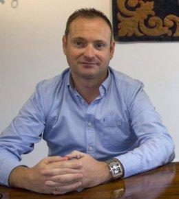 Gonzalo Rodeño, concejal de Camargo