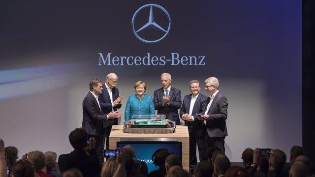 Inicio de construcción de planta de baterías en Kamenz (Alemania)
