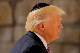 Trump, primer presidente en el cargo de EEUU que visita el Muro de las Lamentaciones