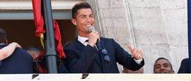 """Ronaldo: """"Esta Liga es vuestra, ahora a por la Champions"""""""
