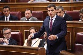 Rivera señala a Rajoy que Bruselas reclama medidas anticorrupción como las que defiende Ciudadanos