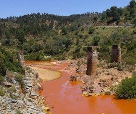 Fiscalía actúa de oficio para investigar el vertido de la mina de la Zarza al Odiel