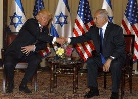 """Trump asegura ante Netanyahu que nunca mencionó """"la palabra Israel"""" en su conversación con Lavrov"""