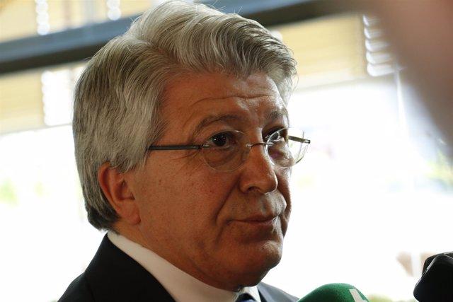Enrique Cerezo Atlético