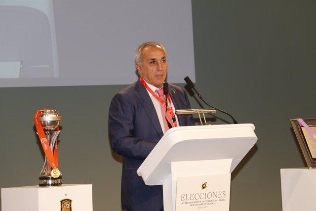 Alejandro Blanco COE Comité Olímpico Español elecciones RFEF