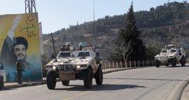 Un dron de Israel se estrella en el sur de Líbano