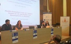 Un total de 60 investigadores participan en la Escuela Internacional de Verano en Promoción de la Salud en Palma