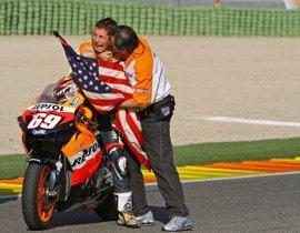 El mundo del motociclismo llora a Nicky Hayden