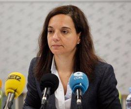 """Sara Hernández optará """"por supuesto"""" a la reelección para liderar PSOE-M y pide """"arrimar el hombro"""" con Sánchez"""