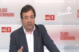 """Vara dice de la oferta de Podemos al PSOE sobre la moción de censura que """"todo vale con tal de abrir un telediario"""""""
