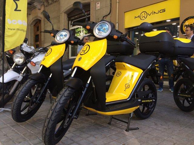 Motocicletas Muving