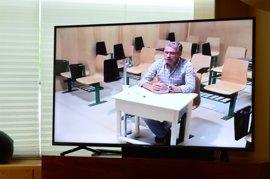 Granados pide a Velasco rebajar la fianza a 120.000 euros para salir de prisión