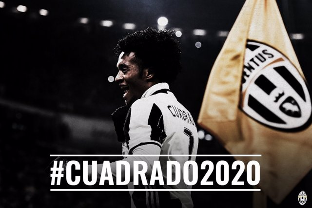 Juan Guillermo Cuadrado Juventus