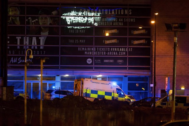Incidente en Manchester Arena