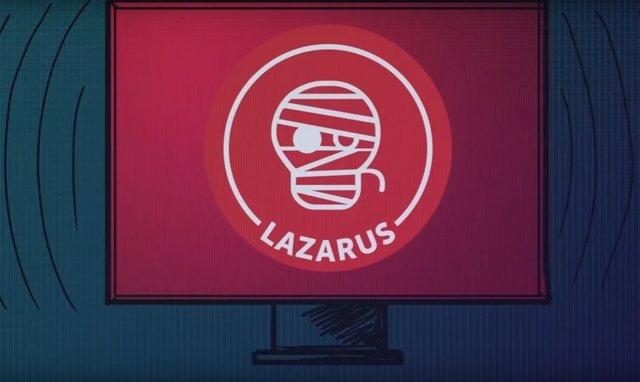 Grupo de ciberdelincuentes Lazarus