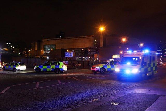Explosión en Manchester Arena
