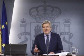 """Méndez de Vigo tilda de """"golpe de Estado"""" la ley de desconexión y avisa """"nadie en Europa está de acuerdo con ello"""""""