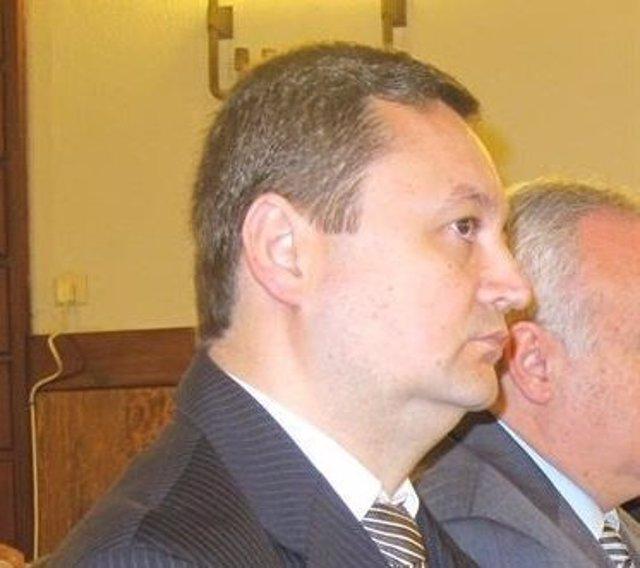 Augusto César Tauroni, durante el juicio en Valencia