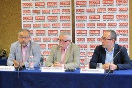"""CCOO espera que las conversaciones de Bankia y el Banco Popular deriven en una solución """"positiva"""" para los clientes"""