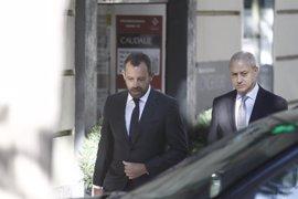 Detenidos Sandro Rosell y otras cuatro personas por el desvío de 15 millones de los derechos de la selección de Brasil