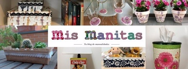 Mis Manitas Blog