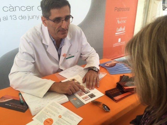Campanya de prevención contra el cáncer de piel