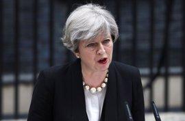 May dice que el autor del atentado de Manchester ha sido identificado