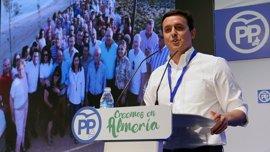 """PP valora la licitación de proyectos del AVE, con los que """"el Gobierno empieza a cumplir sus compromisos"""""""