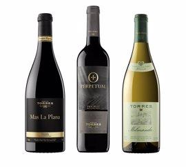 Mas La Plana 2012 y Perpetual 2014 de Bodegas Torres triunfan en el International Wine Challenge