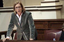 """La delegada del Gobierno en Canarias condena el atentado de Manchester y dice que es el momento de estar """"muy unidos"""""""